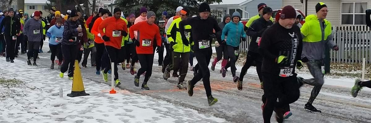 5th Annual run FROSTY run 5K Banner Image