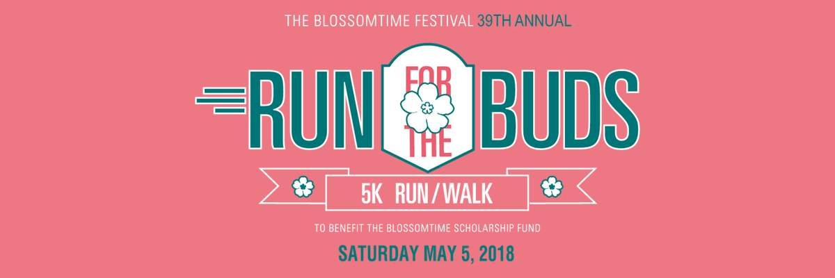 39th Annual Run for the Buds 5K Run/Walk Banner Image