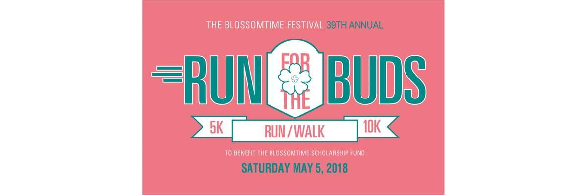 39th Annual Run for the Buds 10K Run & 5K Run/Walk Banner Image