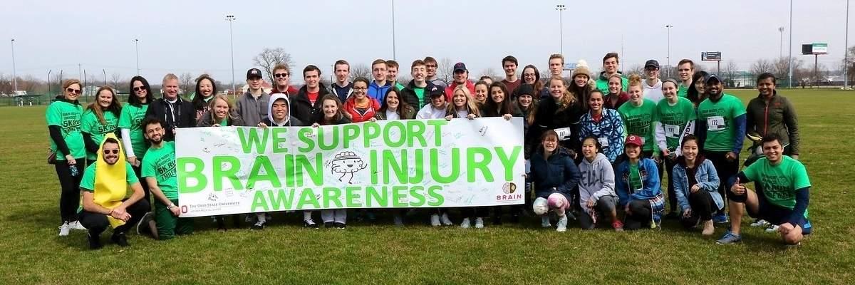 Brain Injury Awareness 5K Run and 1 Mile Walk Banner Image