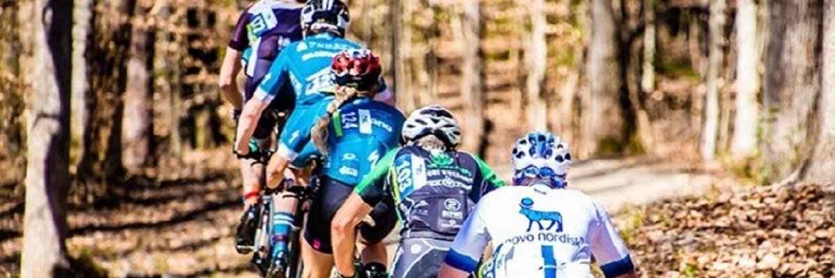Tour de Pocahontas Mountain Bike Races Banner Image