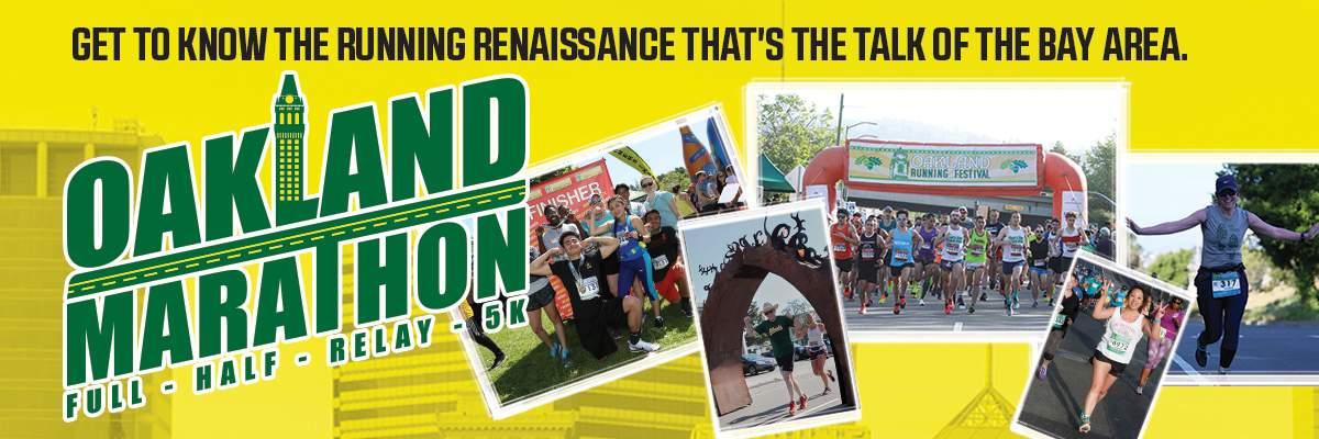 Oakland Running Festival Banner Image