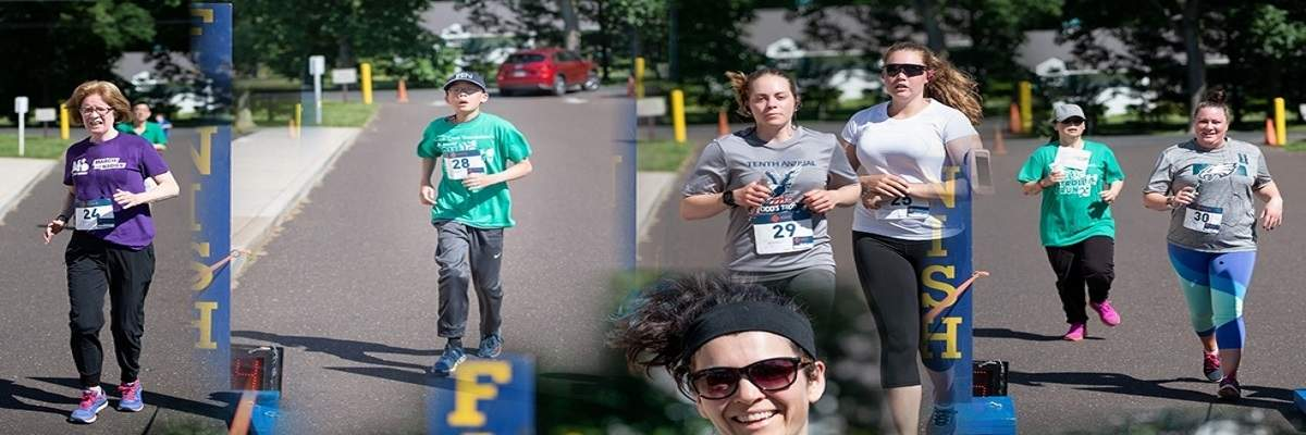 28th Annual Roll Stroll & Run Banner Image