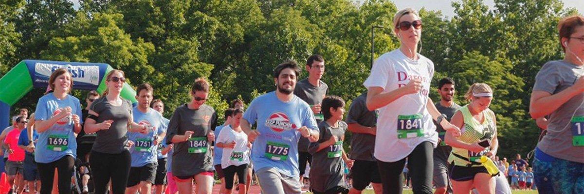 Keep Punching 5K, 1 Mile Walk & Kids Races Banner Image