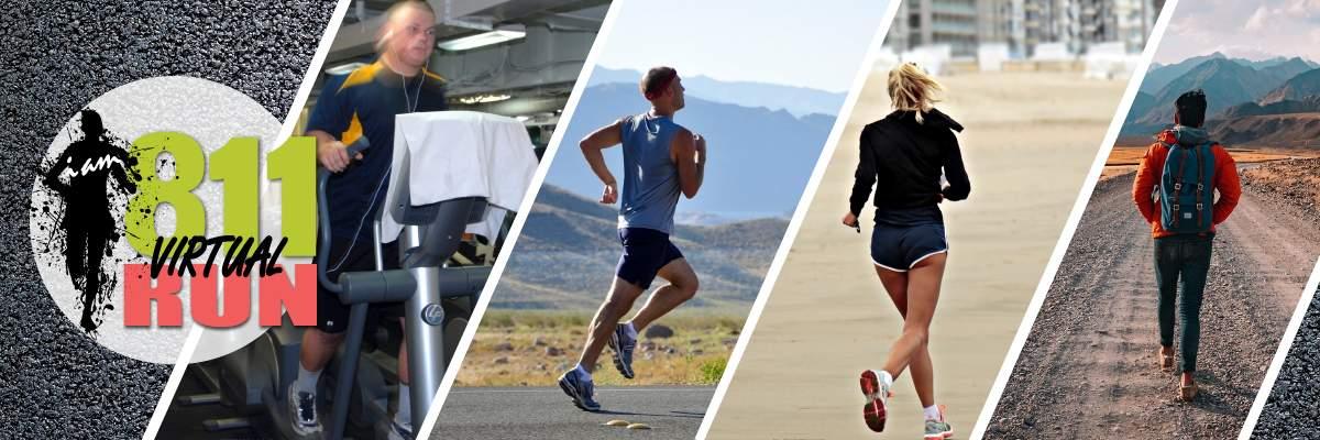 I am 811 Virtual Walk/Run Event Banner Image