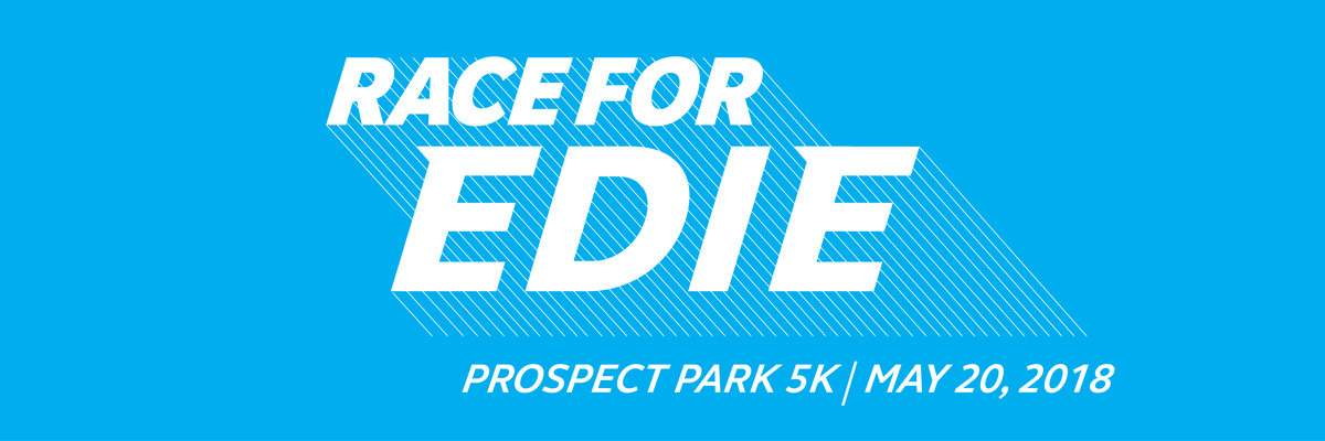 Race for Edie Banner Image