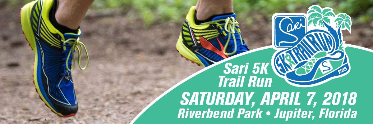 Sari 5K Trail Run Banner Image