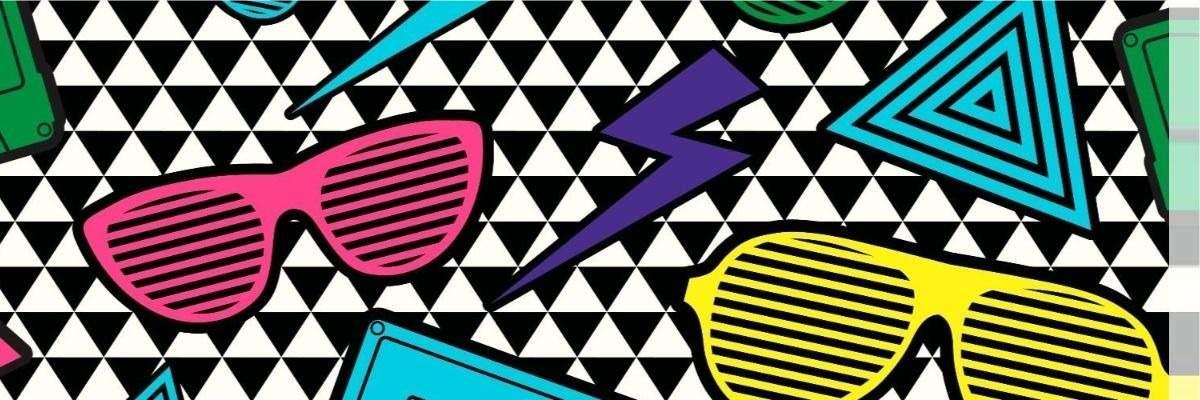 Totally 80's 8k Banner Image