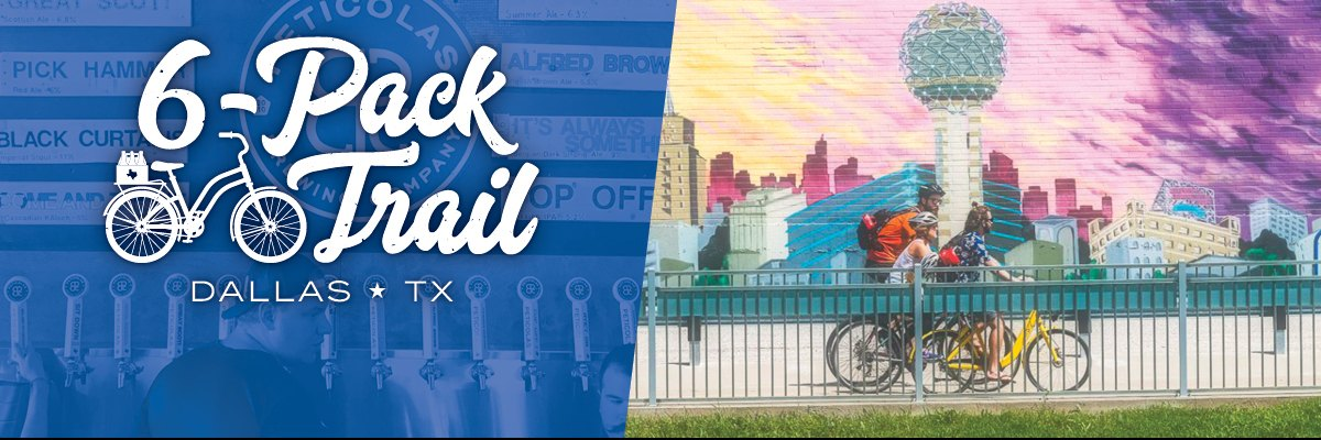 6-Pack Trail | Dallas | March 23, 2019 Banner Image