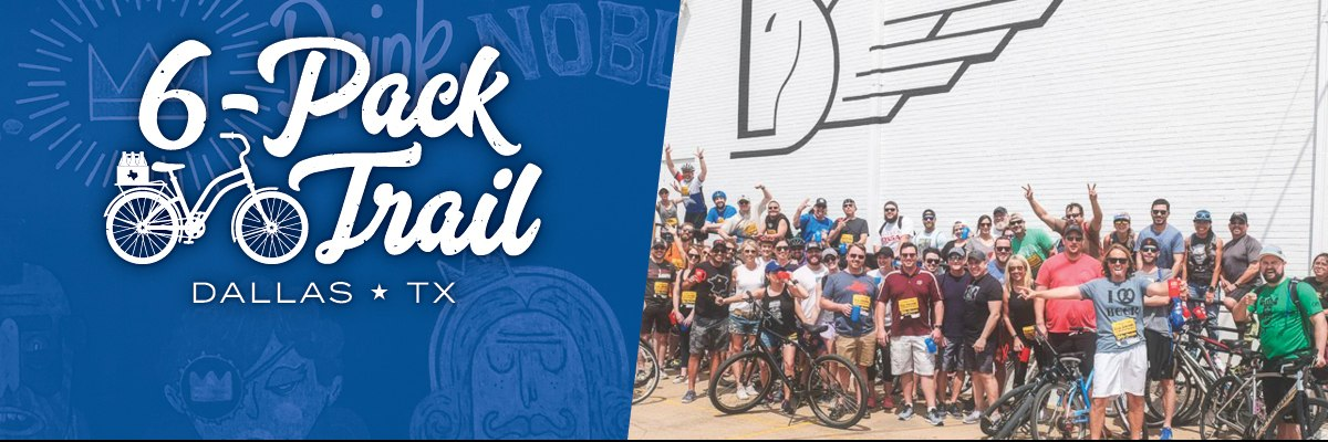 6-Pack Trail | Dallas | April 27, 2019 Banner Image