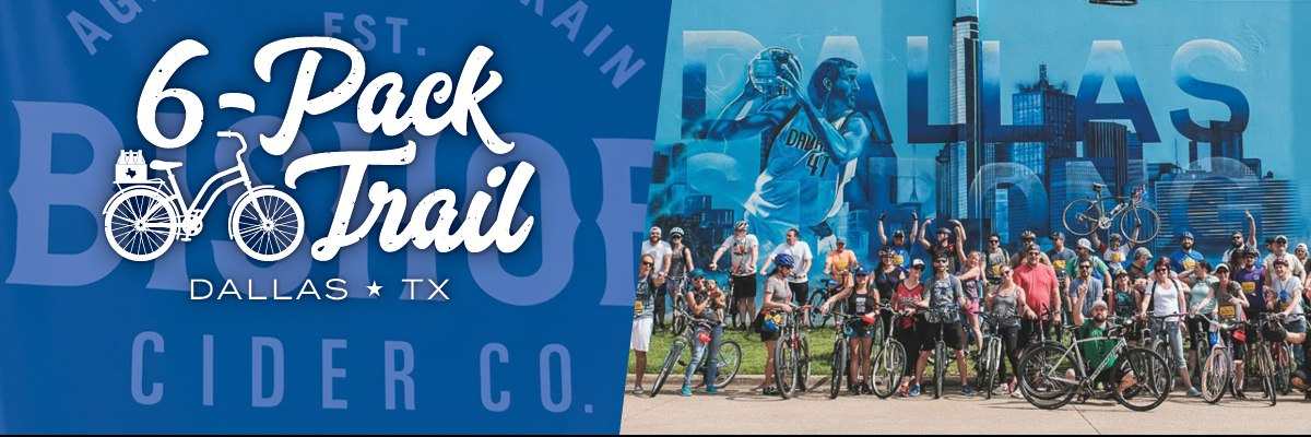 6-Pack Trail | Dallas | May 11, 2019 Banner Image