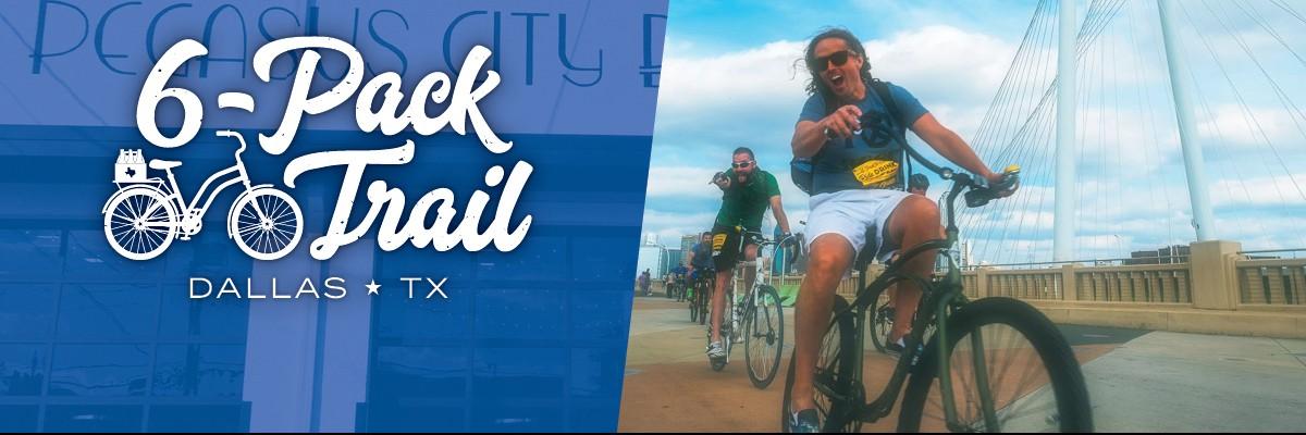 6-Pack Trail | Dallas | September 14, 2019 Banner Image