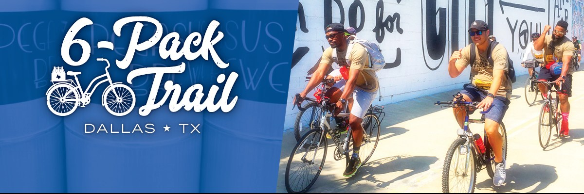 6-Pack Trail | Dallas | October 12, 2019 Banner Image
