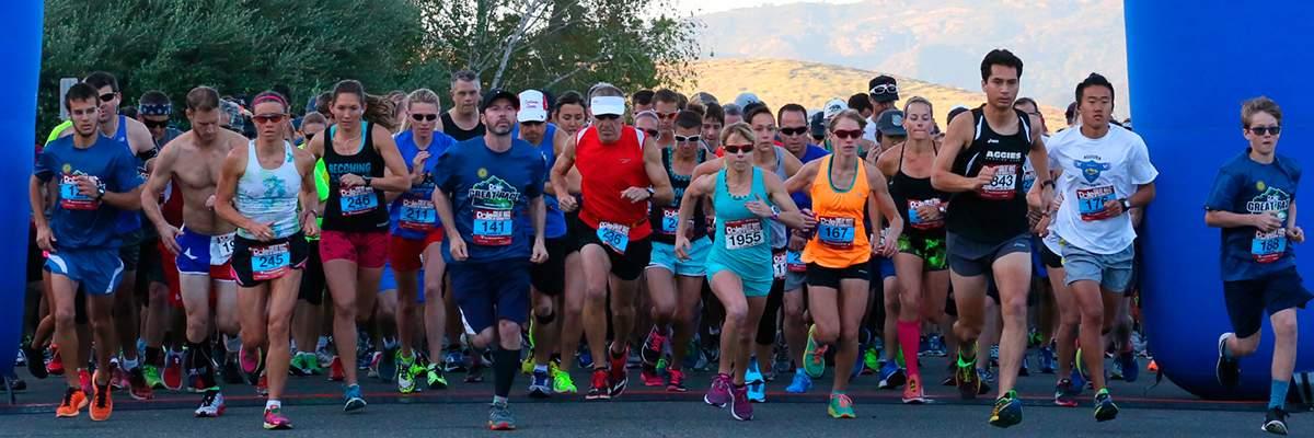 Dole Great Race: Road Half, Trail Half, Team Marathon, 5K/10K/1M Banner Image