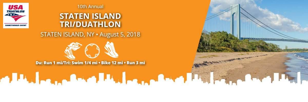 Staten Island Tri/Duathlon Banner Image