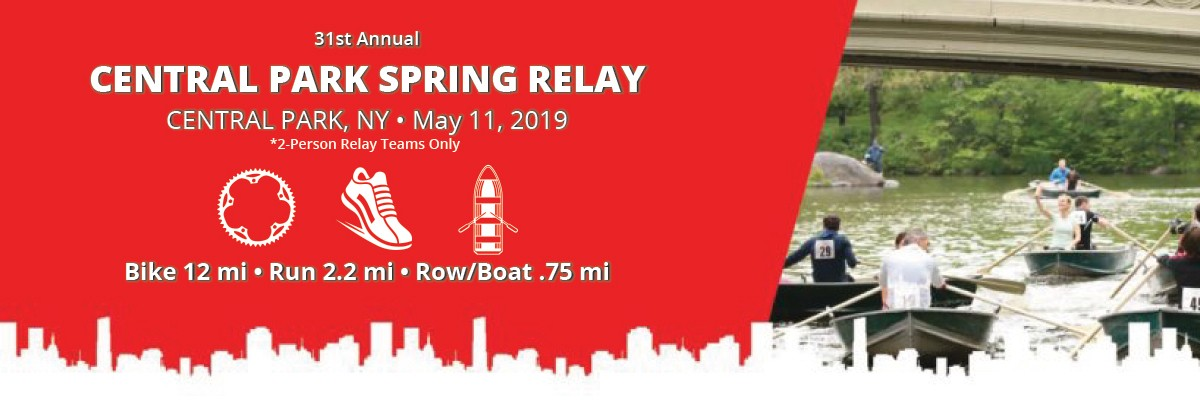 Central Park Spring Relay Banner Image