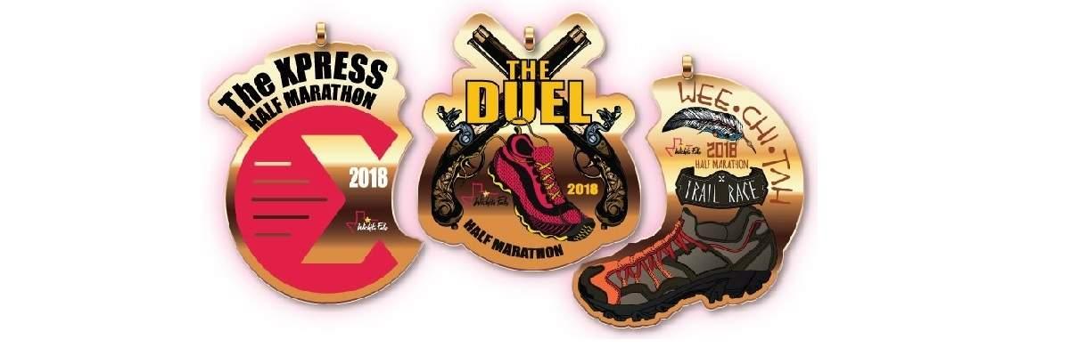 The Duel Virtual runs Banner Image
