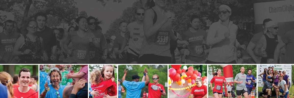 Race Against Traffick 5K/10K Run and Family Fun Walk Banner Image