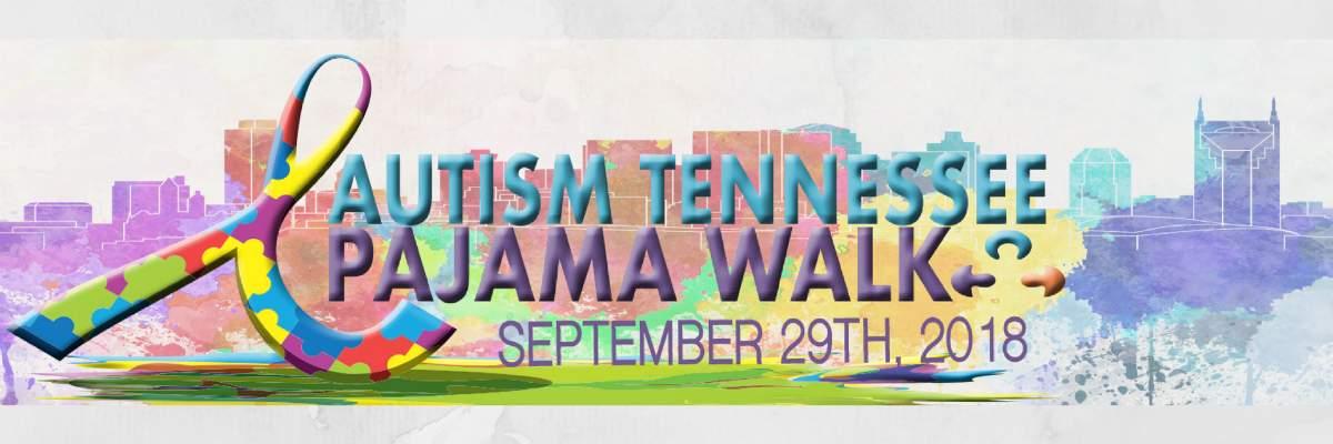 AUTISM TN PAJAMA WALK Banner Image