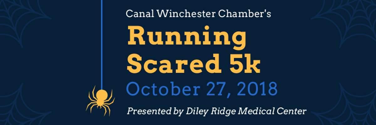 Running Scared 5K Banner Image