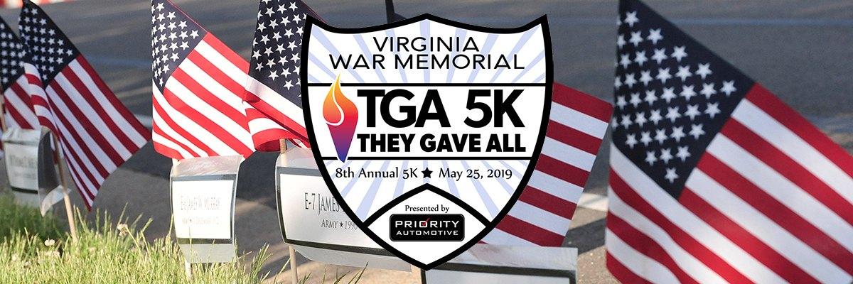 VWM TGA 5K - They Gave All Banner Image