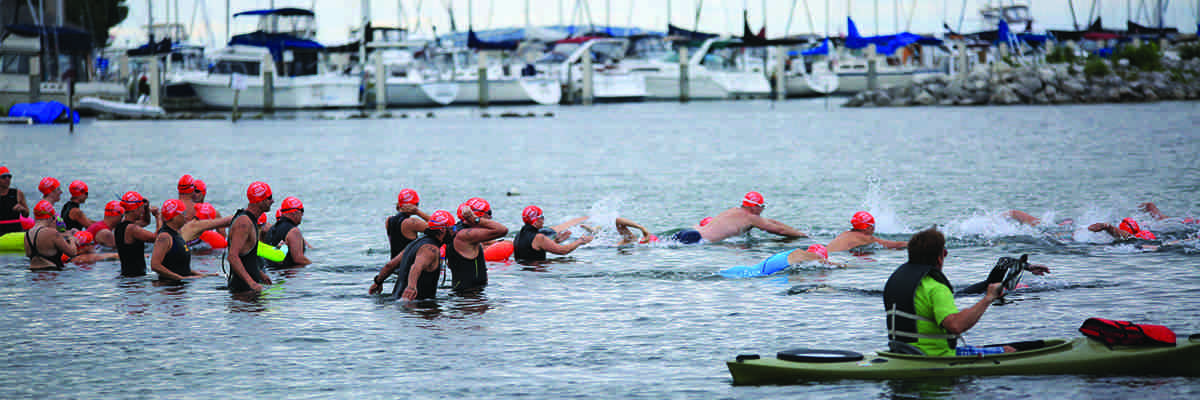 Swim for Grand Traverse Bay Banner Image