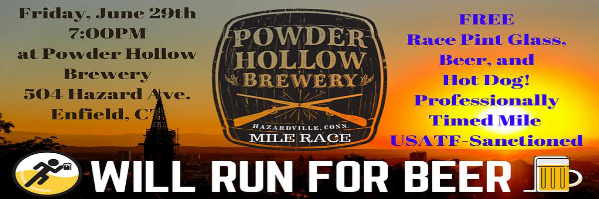 Powder Hollow Brewery Mile Banner Image
