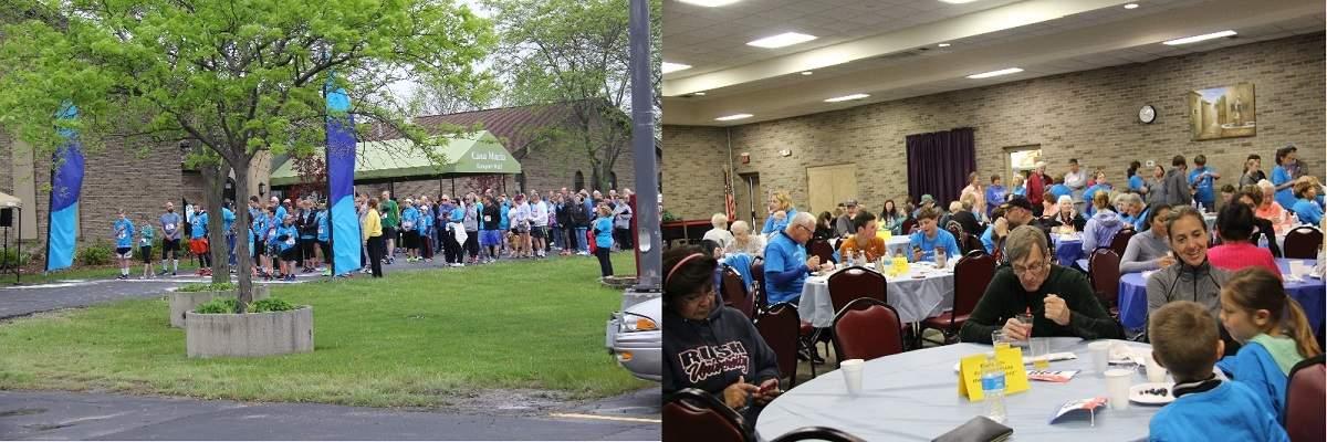 SMG 5th Annual 5K Run/Walk 4 Hunger and Pancake Breakfast   (Rain or Shine) Banner Image
