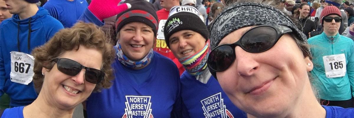 North Jersey Masters Beginner Running Program 5K Banner Image