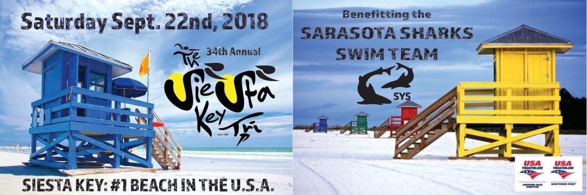 """The Original"" SIESTA KEY TRIATHLON (Since 1985) Banner Image"