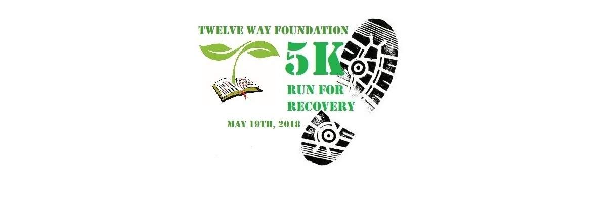 5k Run for Recovery Banner Image