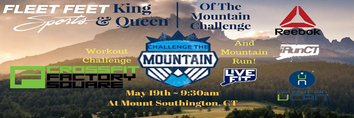 Fleet Feet Sports King & Queen of the Mountain Challenge! Banner Image