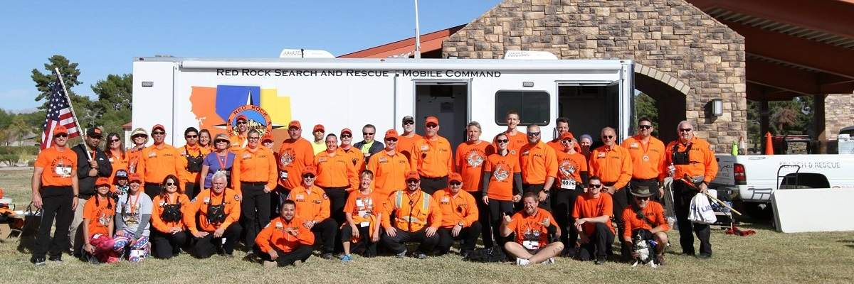 Red Rock SAR 5k Banner Image