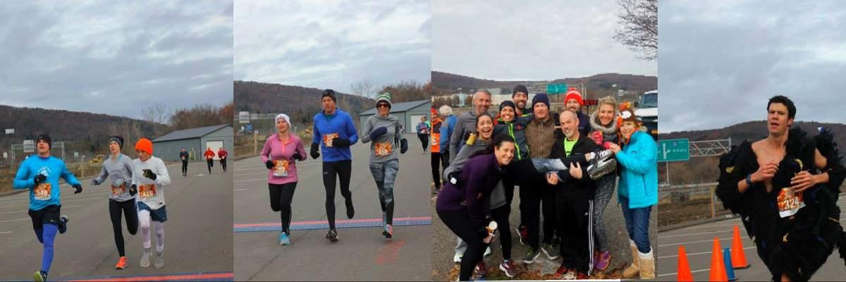 Pete Keyes Turkey Trot 5 Mile Run Banner Image