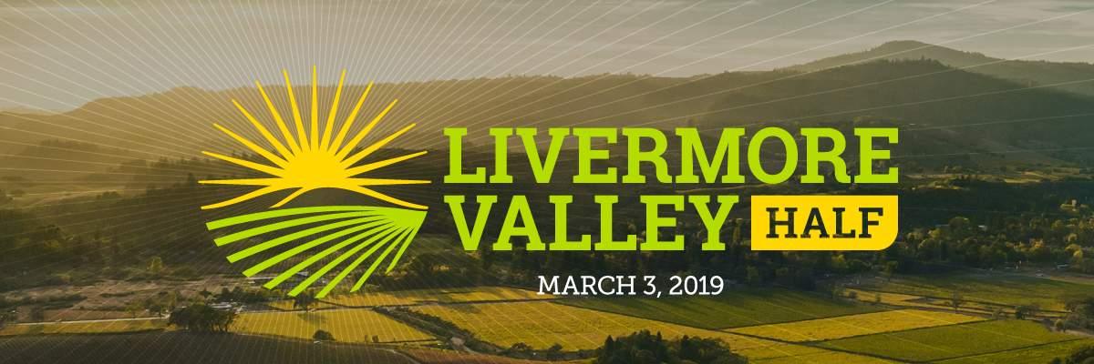 Livermore Valley Half Marathon Banner Image