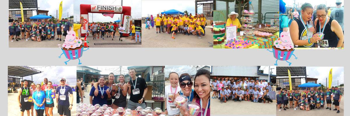 Gabriella's 5K Cupcake Run Banner Image