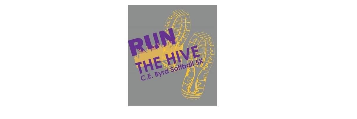 Run the Hive 5k Banner Image