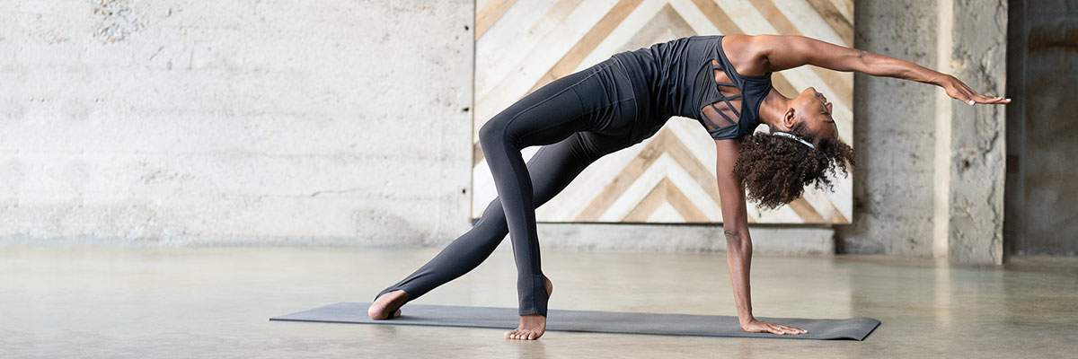 Get Moving GR: Yoga with E! Banner Image