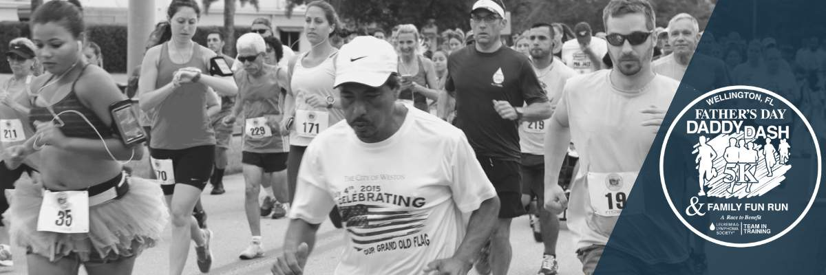 Father's Day 5k & Family Fun Run Banner Image