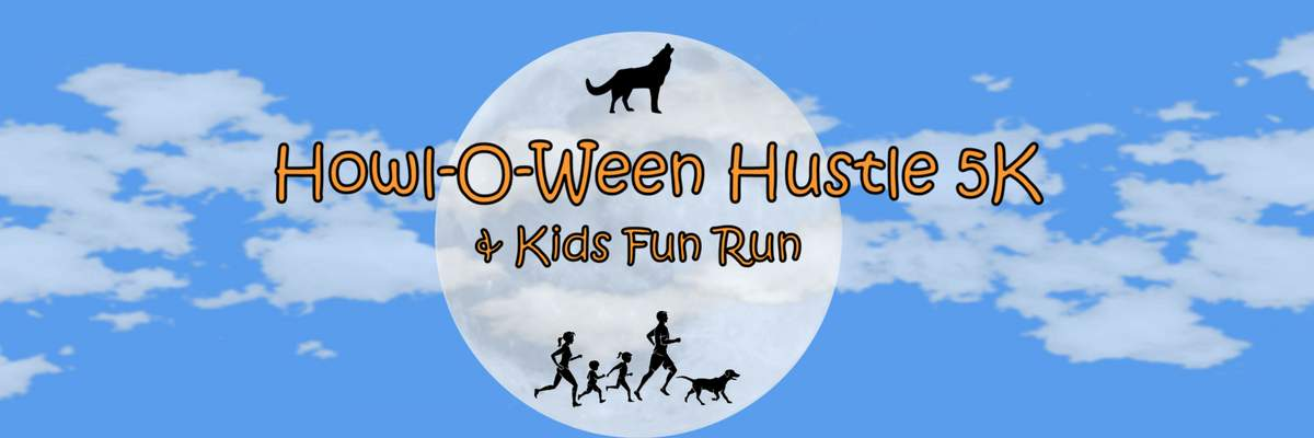 Boys Home Howl-O-Ween Hustle 5K and Kids Fun Run Banner Image