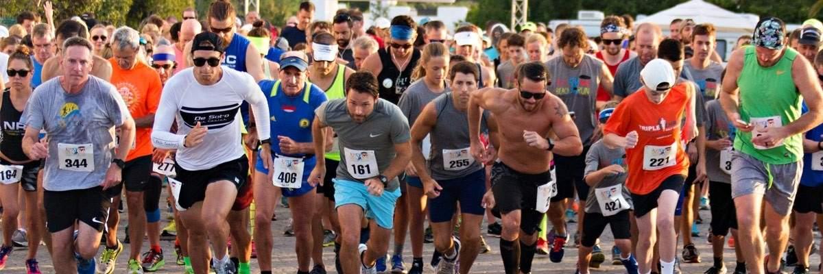 Alys Beach 5K & 1 Mile Fun Run Banner Image