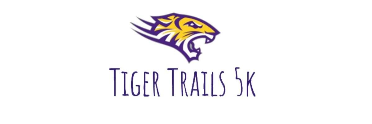 Tiger Trails 5k Banner Image