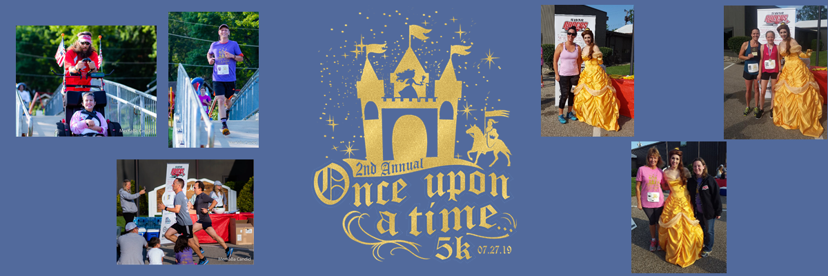 2nd Annual Once Upon a Time 5K Banner Image