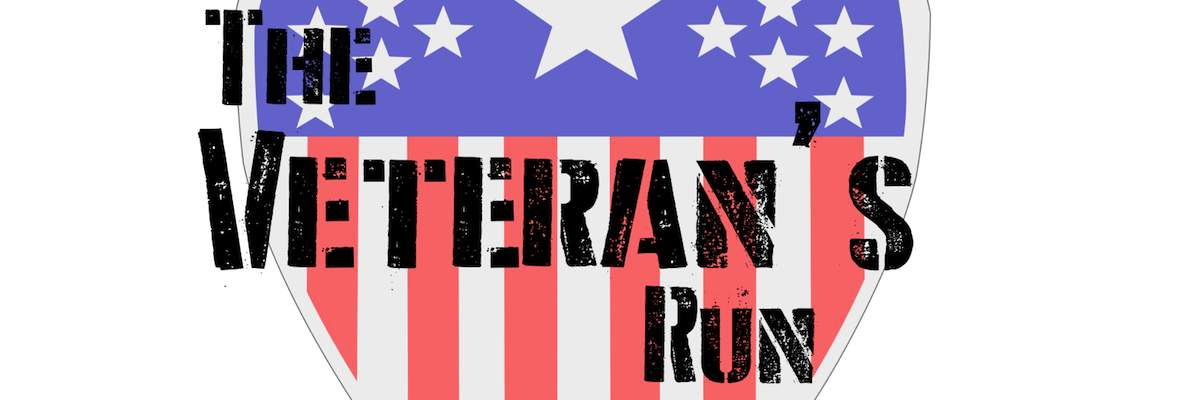 The Veteran's Run Banner Image
