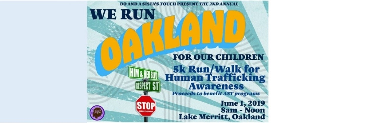 We Run Oakland: For Our Children Banner Image