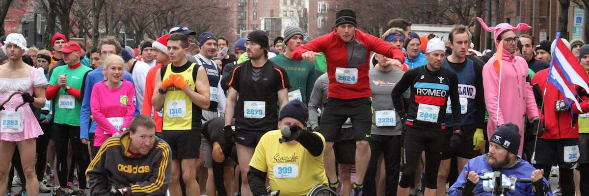 2018 Classic 5K Series - Winter Classic Banner Image