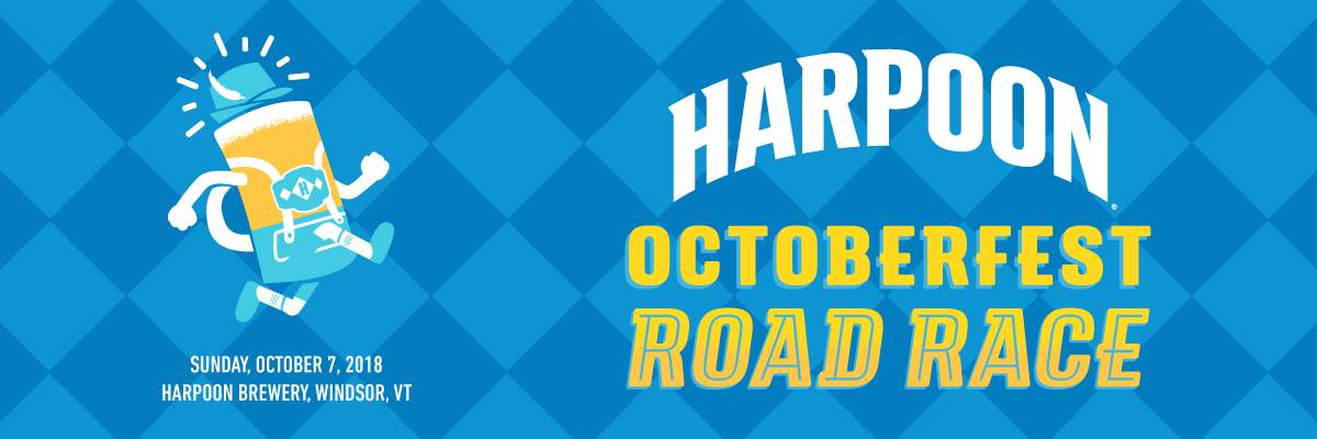 Harpoon Octoberfest Road Race Banner Image
