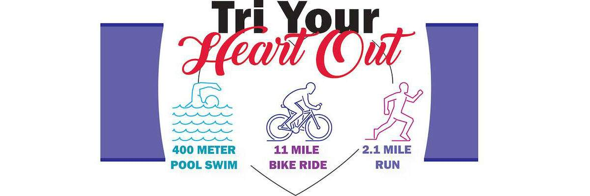 Tri Your Heart Out 2019 Banner Image
