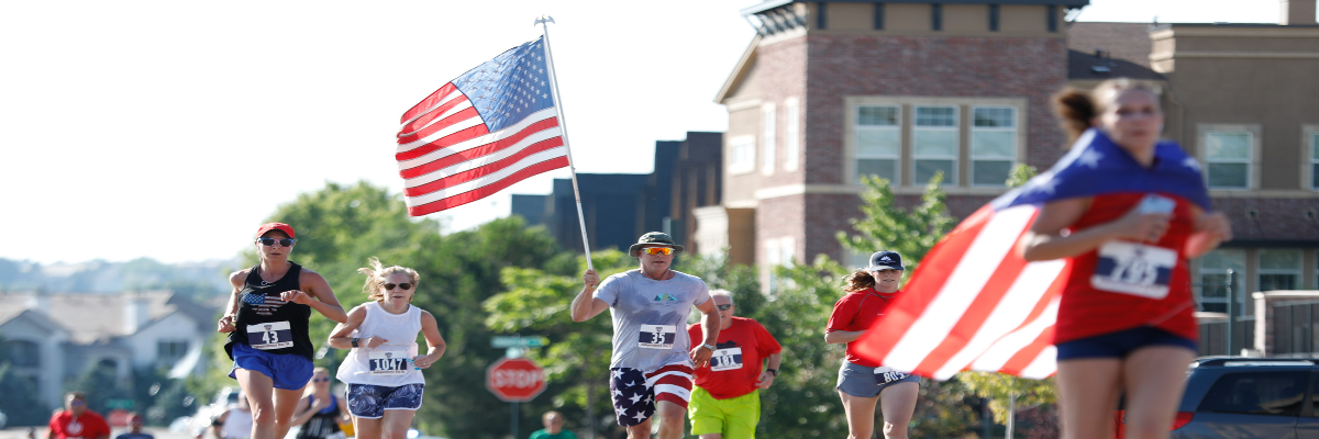 2019 HRCA Independence Day 5K Banner Image