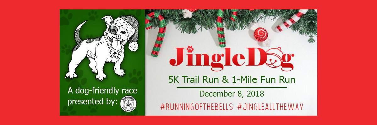 JingleDog 5k Banner Image